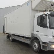 1 truck Volvo FL 240 cooling system