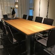 1 conference table Willisau