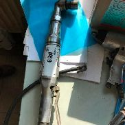 1 Compressed air angle ratchet