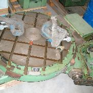 CIRCULAR TRAY Ø 945mm USEFUL - Machine No. opportunity 5Bis