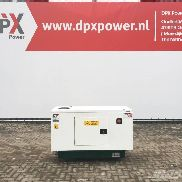 Lister Petter LWA27A - 22 kVA Generator - DPX-25002