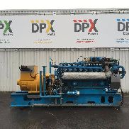 Other Jenbacher JW216GS N - 600 kVA Generator Gas - DPX