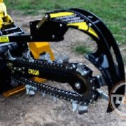 DIGGA TRENCHERS ALL MAKES ALL MODELS SUIT SUIT EXCAVATOR BOBCAT TRACTOR TELEHANDLER Trencher