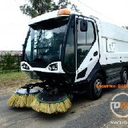 MacDonald Johnston CX400 Sweeper