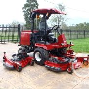 Toro GroundsMaster 4000 D Wide Area mower