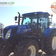 New Holland T7-185 AUTOCOMMAND autocommand