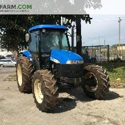 New Holland TD90 DT