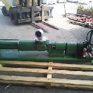 Eccentric screw pump Nemo NE 80 but needed fully functional