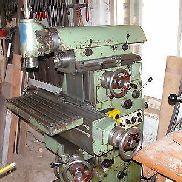 Universal milling machine Ruhla with accessories, good condition