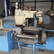 Metal Band Saw Meba 300 DG 500 Year of Construction 1998 Double-Breaking Saw