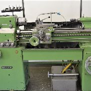 Lathe, lathe, weiler trainee, 850 mm Spw, Röhm forage, + collets !!