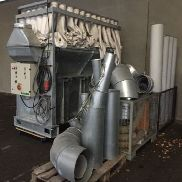 Dust filter system with pipes from Schuko