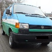 VW T4 Box 140 TKM servo green sticker MOT new winter tires automatic petrol
