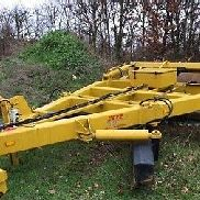 Grader Grader attachments Planierhobel Abziehhobel Blade for forest paths field