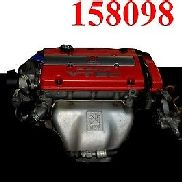 Motor H22A5 2.2 VTEC DOHC HONDA Prelude H22A5 136kW 185PS 158098km 1996-2002