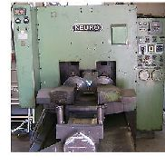 Circular metal Keuro fully automatic machine ready for use