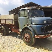 Oldtimer Truck Mercedes LK 1413 from 1.Hand 1965 rare vehicle