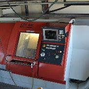 GILDEMEISTER CTX 400 with hydr. tailstock