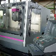 Machining center Deckel Maho 600 W Heidenhain TNC 425