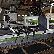 BIESSE CNC Machining Center Rover C 6:50 ATS, 10-station tool changer