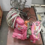 ABB industrial robots / Type: IRB140 M2000 / Complete! good condition !