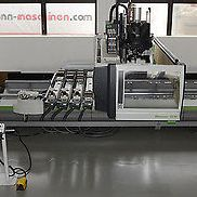 BIESSE CNC Machining Center Rover C 9:50 EPS AutoSet (Biesse EPS system)