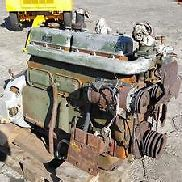 VOLVO PENTA ENGINE D67B -complete from Kalmar / cheap delivery