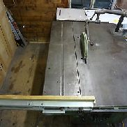 Cutter table saw woodworking 380V ELMAG Panel saw