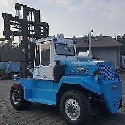 FORKLIFT LJUNGBY 12 TON / GOOD CONDITION / cheap delivery