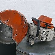 Stihl TS 760 cut-off saw Motorflex 400mm sheet