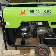 Used mobile power unit (Pramac S12000)