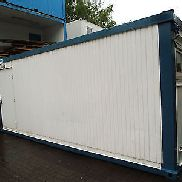 20 'Men Sanitary containers, Washing containers, Construction containers, WC Container WC155
