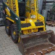 Bobcat 553 incl. Shovel