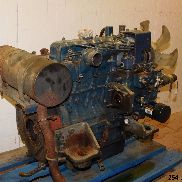 Kubota KX 121-2 engine diesel engine V2203 29.4 KW 40 hp (254-114 2-1-2)