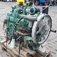 VOLVO PENTA td70 G ENGINE completely from Kalmar / cheap delivery