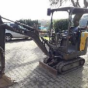 MINIBAGER VOLVO EC15-C - 2010 - 1,593 KG - approx. 3,300 h