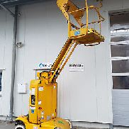 Haulotte Star 10 - 10m electric Articulated platform Hubsteiger platform