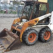 Compact loader Bobcat Type 753 Year 1992 from 2.Hand
