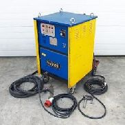 TIG welder NIMAK GS 200 W = 200 amp water-cooled + HF ignition + Accessories