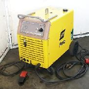 Inverter power source welding machine pulse welding ESAB Aristo LUD 450W
