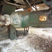 ZF rear axle Liebherr A 900 excavator Wheel excavator A900 ARB355 axis machine axis