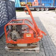 Vibration plate Ammann with Hatz Diesel Type 1D80S