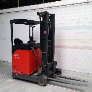 Reach truck LINDE R10C Electric forklift year 2006 forklift truck