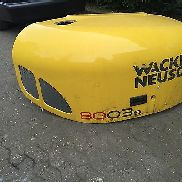 used bonnet fits yellow for Neuson 8003 RDV, 2 generation color