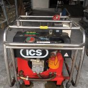 ICS hydraulic chain saw 880 & F4 hydraulic unit