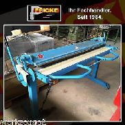 GEKA Hand Folding HSE 4 incl. Depth stop folding bench by the specialist dealer!