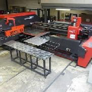 CNC punching Punching AMADA Vipros 357 with Amadan FANUC 04PC and lots of accessories