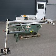 FIELDS saw - milling machine Combined Sliding Table Saw KFS 37 sled 245 cm