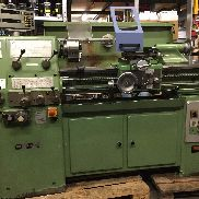 Lathe Weiler Condor VS2 guide and traction spindle technically faultless