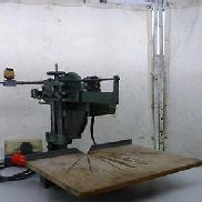Miter crosscut saw GRAULE ZS 85 NS, Saw for ALU + wooden BlattØ 300mm 380 Volt